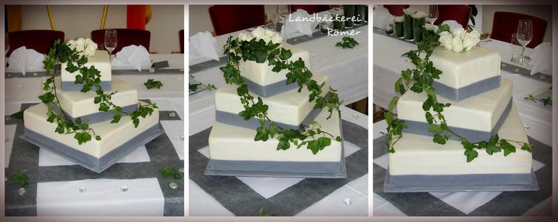 Landbäckerei Römer - Hochzeitstorten